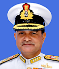 VICE ADMIRAL H C S BISHT